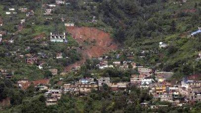 Le bilan du glissement de terrain au Mexique nettement moins lourd qu'annoncé  !