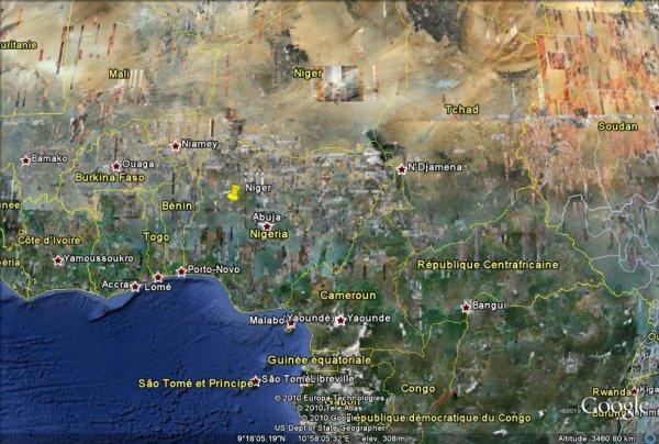 6 morts dans des inondations au Nigeria.