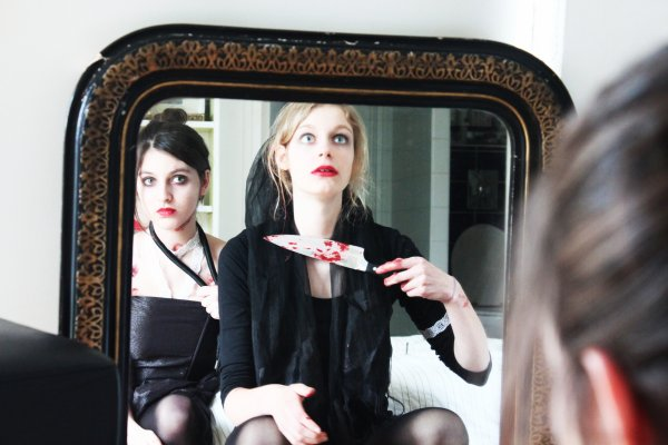 Photoshoot du 23.02.11 : DEATH - TOGETHER.. ✞