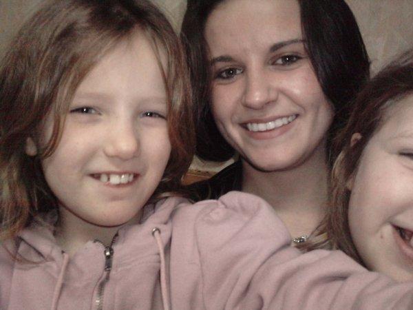 mes filles et maurine