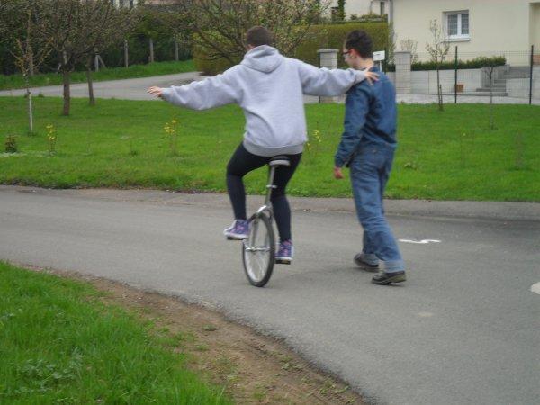monocycle toujours