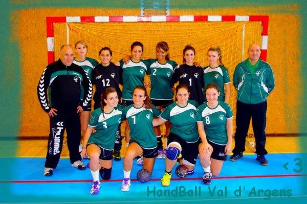 HandBall Val d'Argens <3