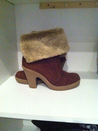Boots Bottines Jacqueline Riu T 38