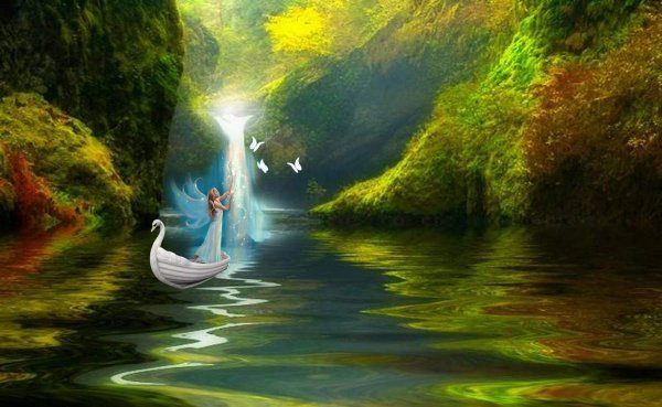 fées,elfes,aures...