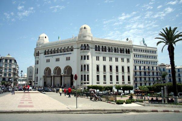 algerie ville