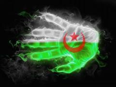 la main algerienne