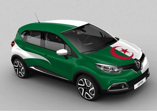 voiture algerie