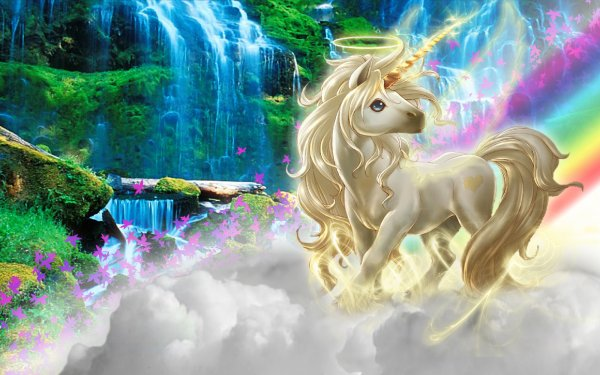 chevaux, licorne