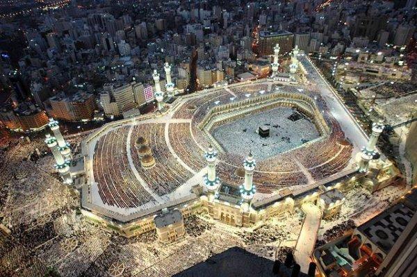 mosquée de la mecque