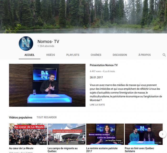 Nomos- TV