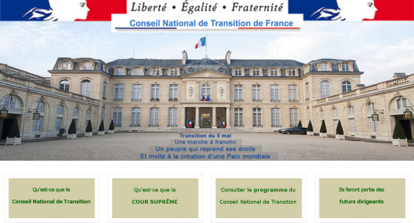 Conseil National de Transition de France (C.N.T.F.)