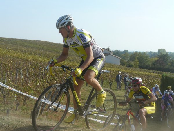 cyclo cross de Prissé 71