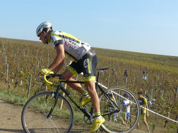 cyclo cross de Prissé 71