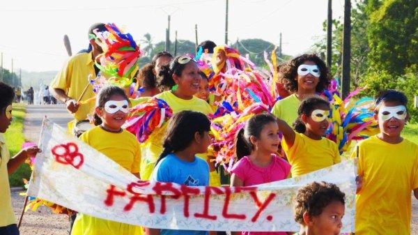groupe de carnavale ebene familly