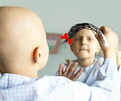 Hommage a toutes ces personnes atteintes d'un cancer ...