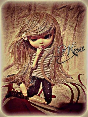 Ma deuxième pullip Kisa ♥