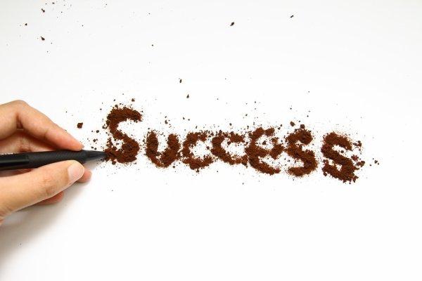 Sur le chemin de la réussite..