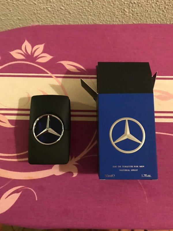 Parfum Mercedes .
