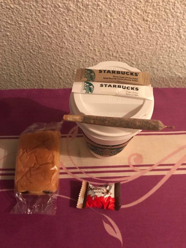 Starbucks .