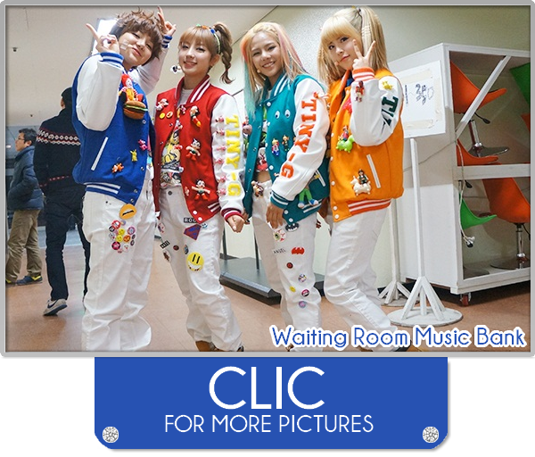 PICTURES : Waiting Room Music Bank