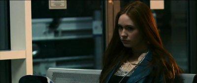 """Karen Gillan dans """"New Town Killers"""" (2008)"""