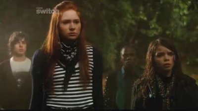 "Karen Gillan dans ""The Well"" (2009)"