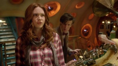 "Karen Gillan dans ""Doctor Who (Space in Time)"" (2011)"