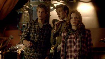 "Karen Gillan dans ""Doctor Who (Space in Time)"" (2011)"