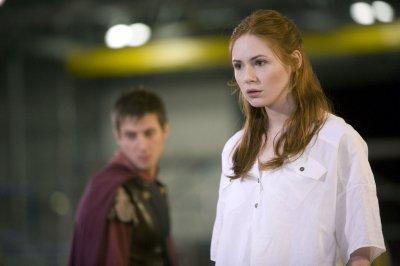 "Karen Gillan dans ""Doctor Who"" (2011)"