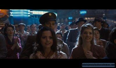 "Jenna Coleman dans ""Captain America"" (2011)"