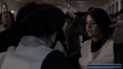 "Jenna Coleman dans ""Titanic"" (2012)"