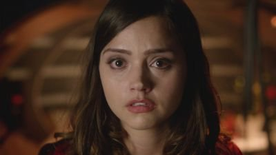 "Jenna Coleman dans ""Doctor Who"" (2012)"
