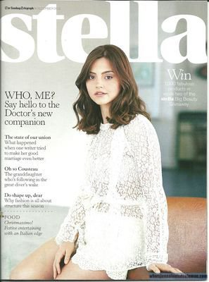 Jenna Coleman Magazines 2012 (Suite)