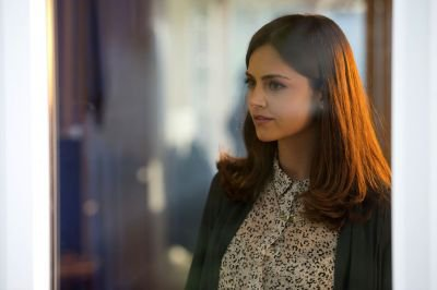 "Jenna Coleman dans ""Doctor Who"" (2013)"