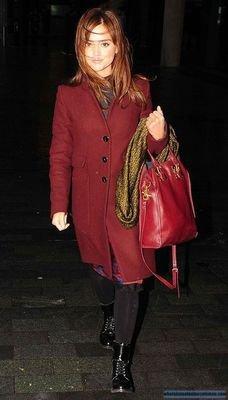 Jenna Coleman en 2013