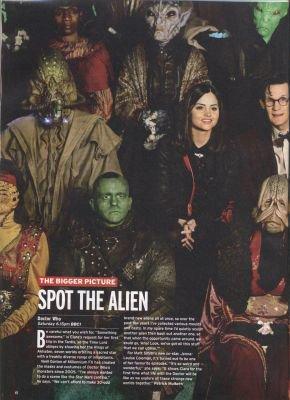 Jenna Coleman Magazines 2013 (Suite)