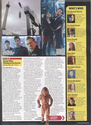 Jenna Coleman Magazines 2013 (Suite 3)