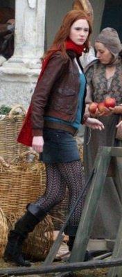 Amy Pond (Karen Gillan) Look