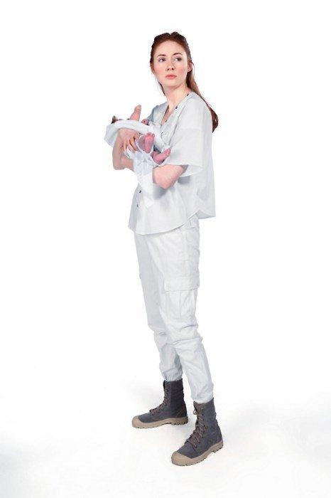 Amy Pond (Karen Gillan) Look (Suite 2)