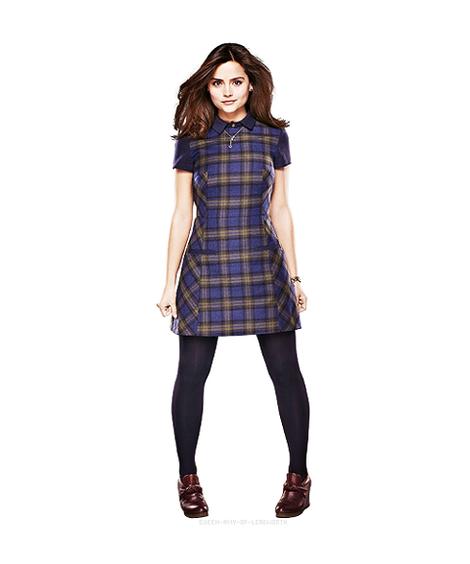 Clara Oswald (Jenna Coleman) Look