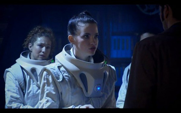 "Talulah Riley dans ""Doctor Who"" (2008)"