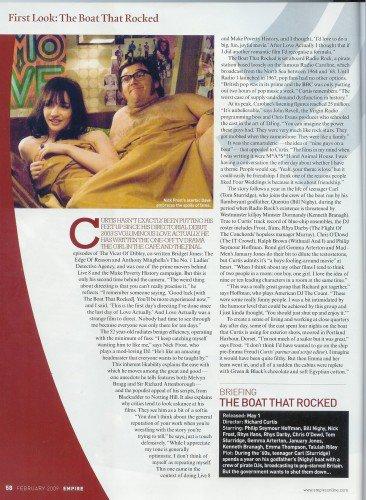 Talulah Riley Magazines en 2009