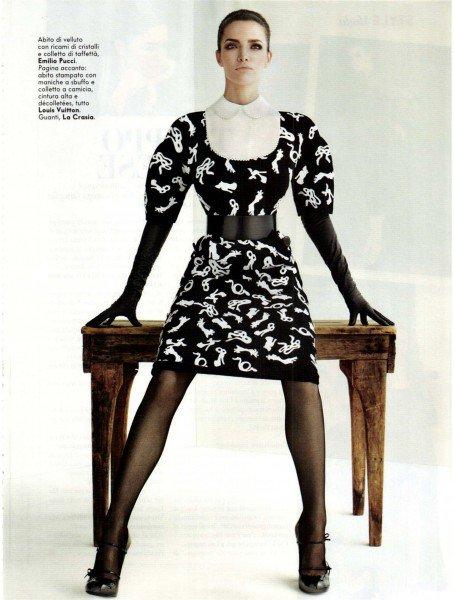 Talulah Riley Magazines en 2011 (Suite)