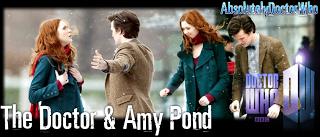 Amy Pond (Karen Gillan) Montages
