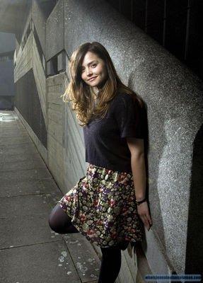 Jenna Coleman Photoshoots