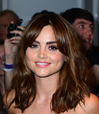 "Jenna Coleman au ""Glamour Women Of The Year Awards"""