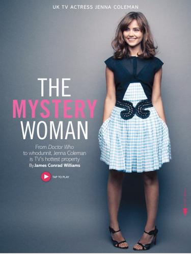 Jenna Coleman Photoshoot Juin 2014