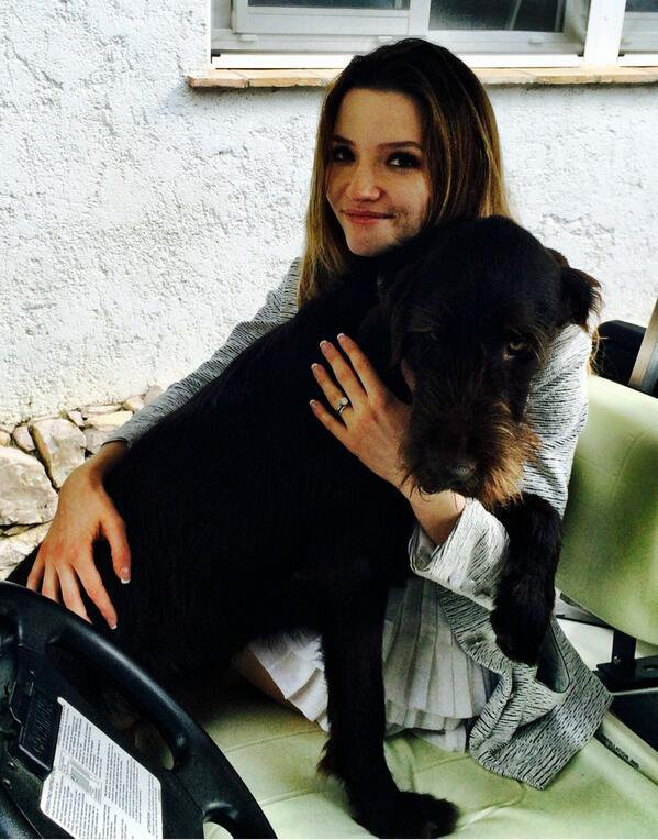 Talulah Riley photos Twitter et Instagram de la semaine