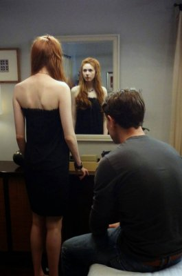 "Karen Gillan dans ""The List"" (2014)"