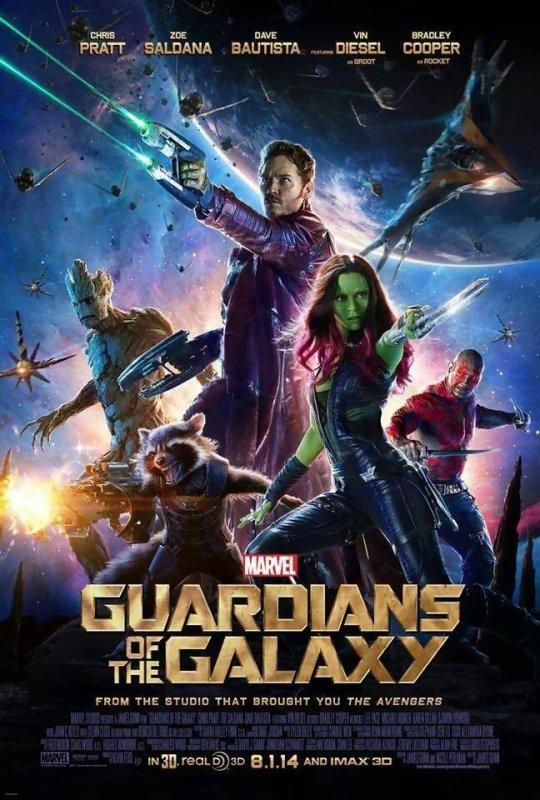 """""""Les Gardiens de la Galaxie"""" (film 2014)"""